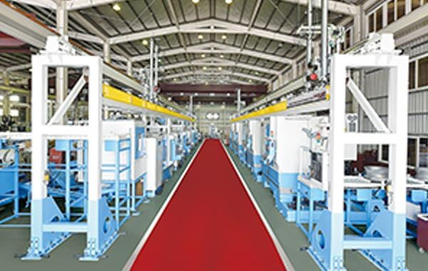 Falcon Machine Tools Co. Ltd. - CNC Vertical Turning Lathe ...