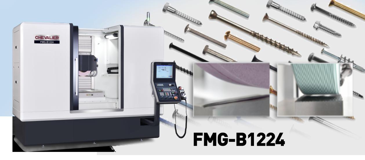 FMG-B1224 Traveling Column CNC Profile Surface Grinder